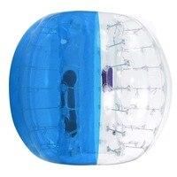 Пластиковые шарики для активного отдыха и спорта 1,2 ~ 1,7 м надувной бампер шар мяч для футбола человеческий молоток мяч для взрослых детей