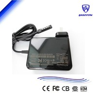 Tablet Charger For Microsoft Surface Pro 2 And Rt 12V 3 6A 43W