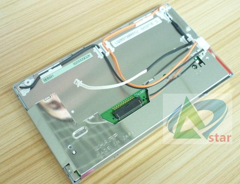 Tüketici Elektroniği'ten Ekranlar'de 6.5 inç LQ065T9BR53 için E38 E39 E46 E53 X5 Navigasyon LCD Ekran ekran 400*240 TFT LCD Ekran ekran GPS Navigasyon title=