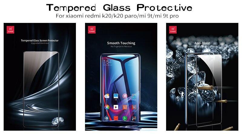 HTB1Wk1wX5 1gK0jSZFqq6ApaXXaJ For Xiaomi Redmi Note 7 7 cc9 Pro Transparent Acrylic+TPU XUNDD Phone case for xiaomi K20 Pro Mi 9T Pro Ring Protective cover
