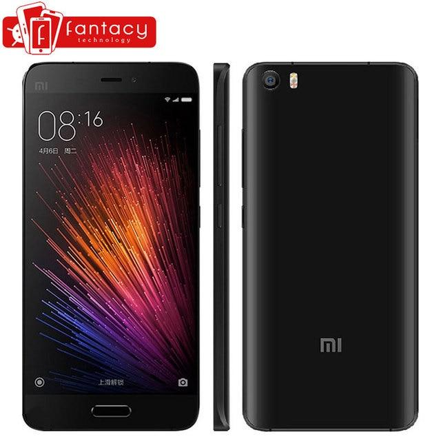 Original Xiaomi Mi5 Prime Snapdragon 820 Press Fingerprint ID FDD 4G LTE 3GB 64GB ROM 160