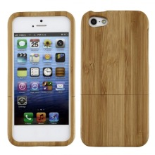 Mobile Phone Protective Cover Bamboo Wood Case Cover For iphone 5 Hard Back Cover Case Protector For iphone 5 5S стоимость