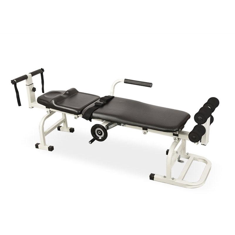 eb66bc2128 A maca cama de tração cervical e lombar tractor lombar saúde familiar  dispositivos de proteção