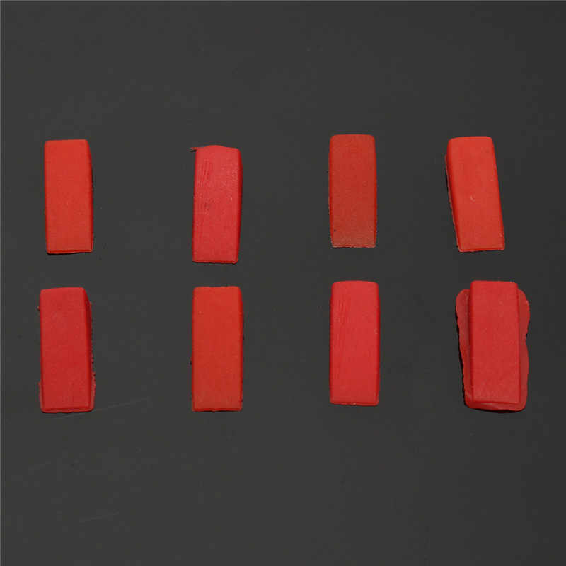 Flute Repair Parts Set Tools Screws Silica Bumpers For Woodwind Musical Instruments Parts Accessories