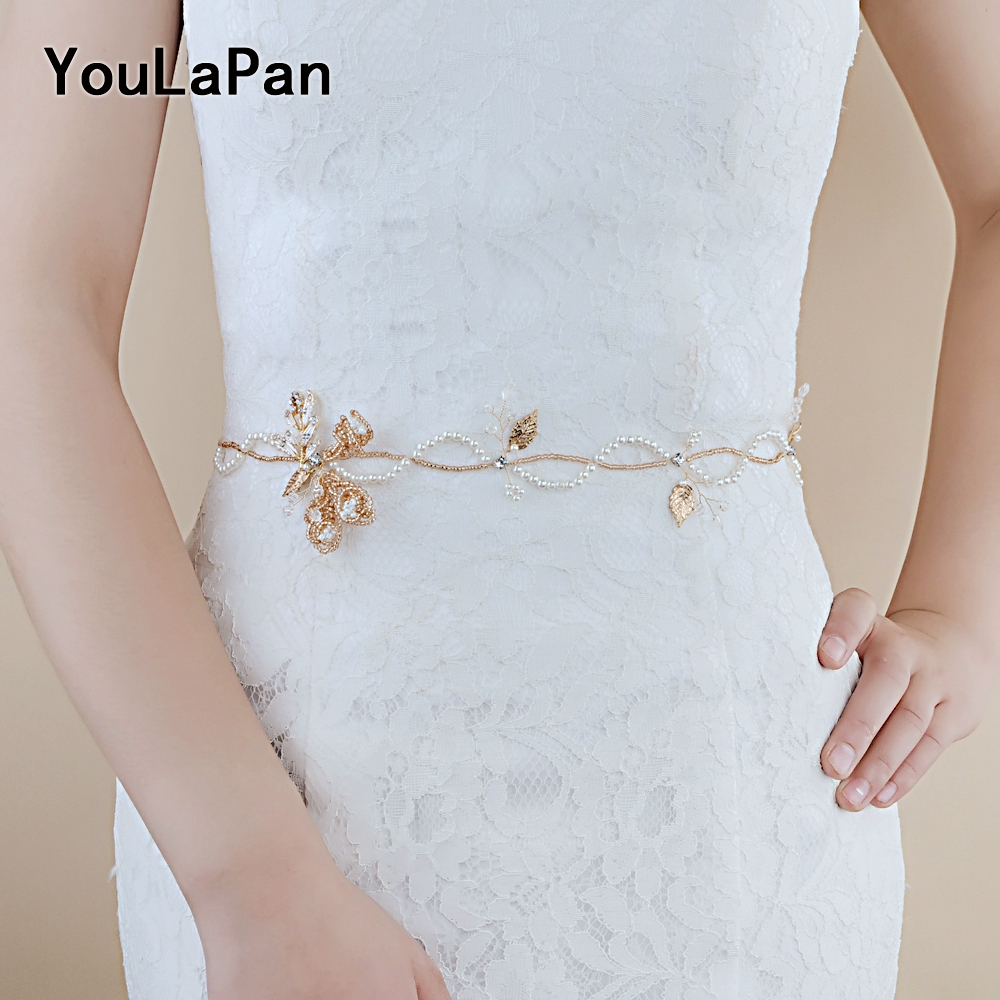 Wedding Gown Belts And Sashes: YouLaPan SH147 Bridal Dress Accessories Wedding Belts And