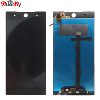 BKparts 5pcs For Tecno C9 LCD Display Touch Screen Glass Digitizer For Tecno Camon C9 Complete Assembly Replacement