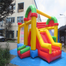 house hold inflatable bouncer trampoline with CE/UL blower