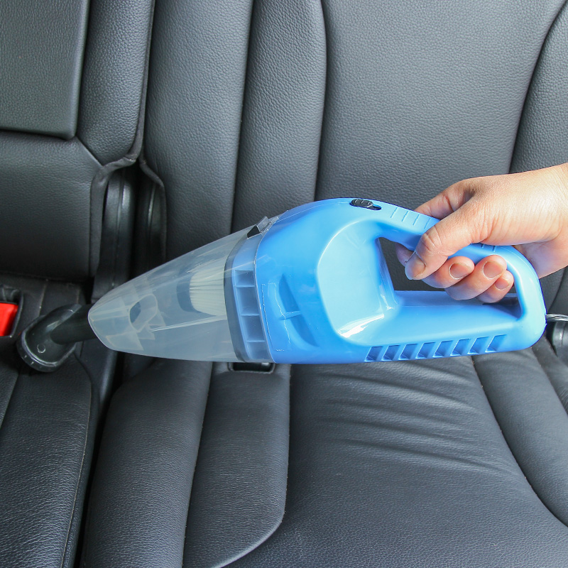 Car Home dual-use high-power 120W handheld Haipa car color mini vacuum cleaner