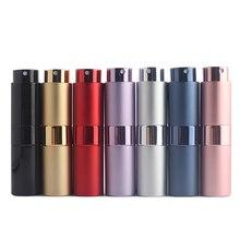 Mini 15ML Flacone Spray Portatile Riutilizzabile Vuota Atomizzatore del Profumo Bottiglie Spray Accessori Da Viaggio Profumo Pompa Contenitore Cosmetico