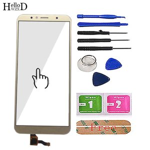 Image 4 - 5.7 Mobile Touch Screen Sensor For Huawei Honor 7A Pro AUM L29 Touch Screen Digitizer Front Glass Panel