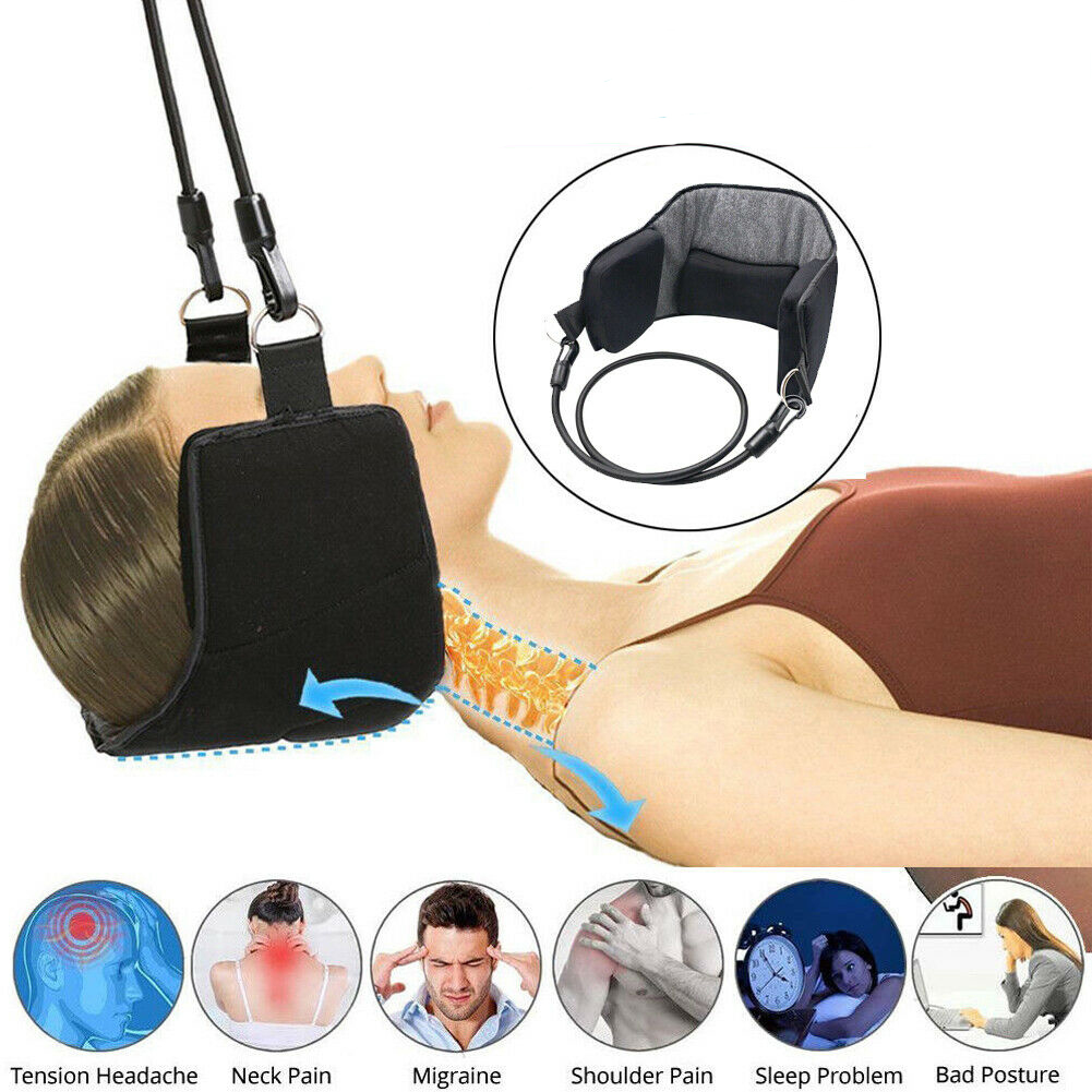 Hammock for Neck Pain Relief Support Massager Cervical Traction Device StretchHammock for Neck Pain Relief Support Massager Cervical Traction Device Stretch