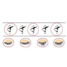 New Individual False Eye lashes 0.15 C curl Eyelashes Extension