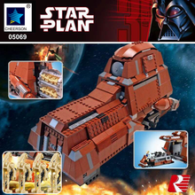 2017 Star Wars Trade Federation MTT DIY Building Model Kits Boys Gift Compatible Legoes 7662