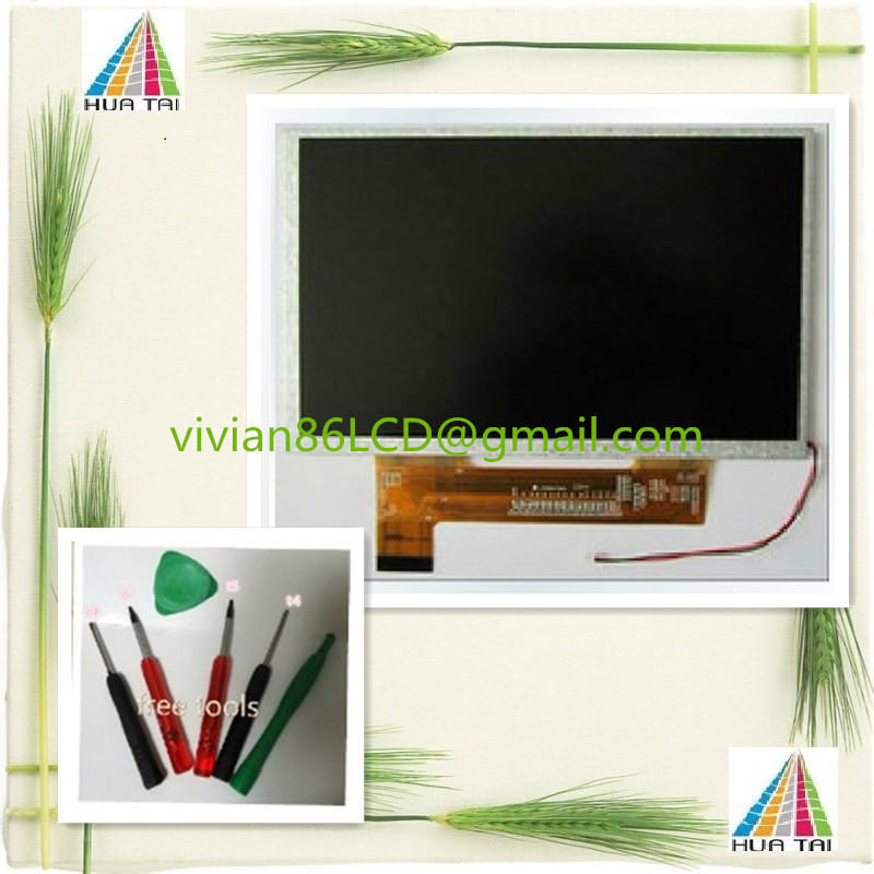 Origianl 8 inch TL080WX800-V0 TL080WX800-VO lcd screen display for Newman N10 GADMEI P82 tablet PC MID