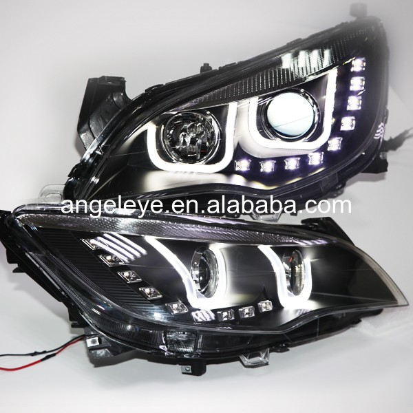 2009-2013 year For Buick for Excelle XT Opel Astra  LED Head Lights Headlamp U style LDV2 решетка радиатора buick gt xt