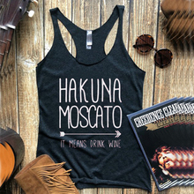 2019  Hakuna Moscato Tank Vacay Ally Day Top Mama Summer Print Aloha Beach Tanks Pineapple White Tops Street Style Plus Size
