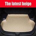 Высокое качество  на заказ  подходящие автомобильные коврики для багажника Honda fit 5D sepcial  для любой погоды  автомобильный Стайлинг  ковры  ков...