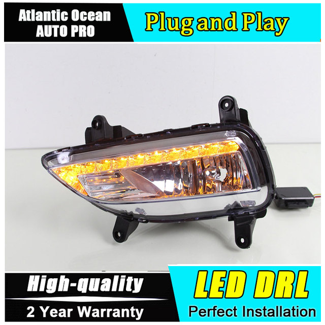 Car styling for kia forte led drl for kia forte led fog lamps car styling for kia forte led drl for kia forte led fog lamps daytime running light freerunsca Images
