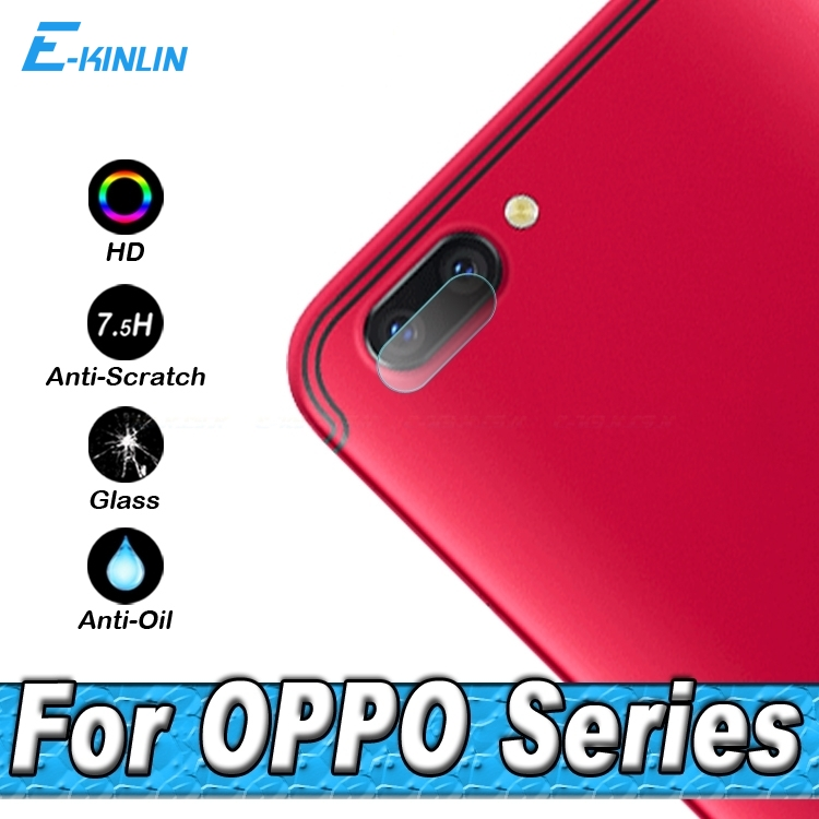 Back Camera Lens Protector Protective Film For OPPO R15 Dream Mirror R11s R11 Plus Pro A77 Transparent Clear Tempered Glass