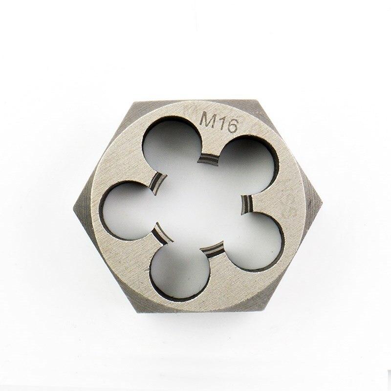 High quality Free shipping M14/M15/M16 (thread cutting)hexagon dienut  High quality Free shipping M14/M15/M16 (thread cutting)hexagon dienut