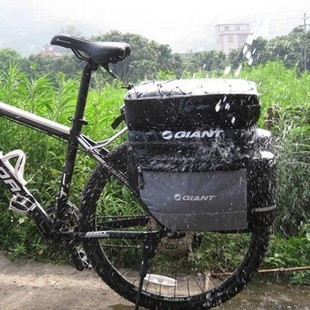 Giant Bicycle Rear Seat Bag Merida Bike Pannier Cycling Saddle Bag