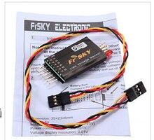 Frsky FLVSS Липо Напряжение Обновления Датчик и Дисплей Для 2-полосная Телеметрическая Система Бесплатная Доставка