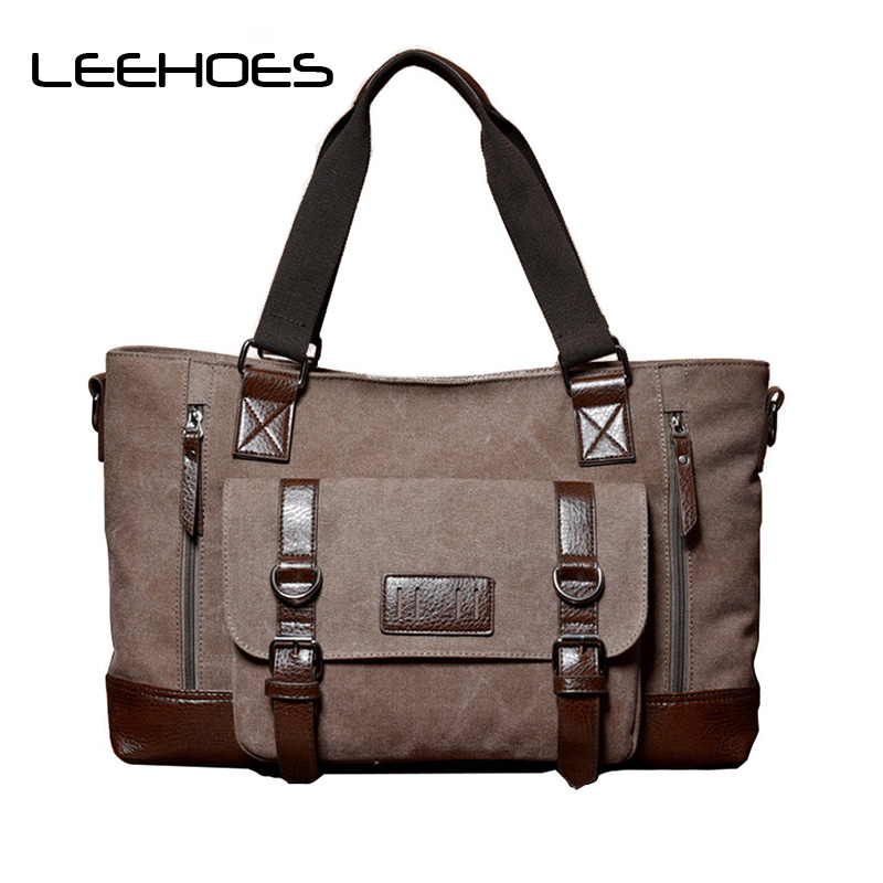 2017 Casual Vintage Multifunction Trunk Men's Canvas Travel Crossbody Shoulder Messenger Bag Handbag for Men Tote Bag Sac Hommes multifunction men s messenger bag male canvas crossbody bag handbag casual travel bolsa masculina tote shoulder bag bolsos mujer