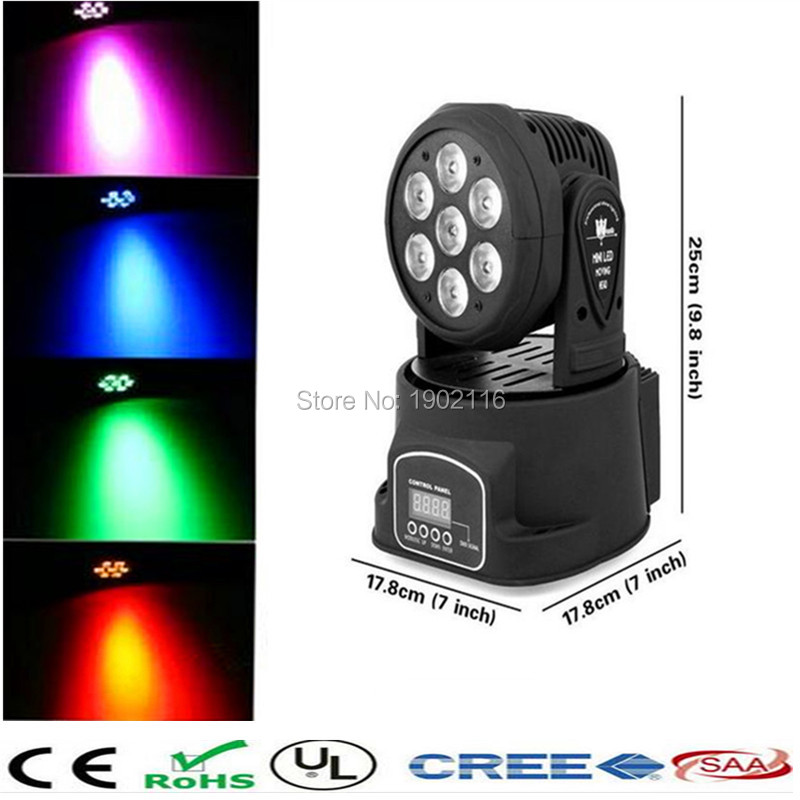 led moving head dmx stage light disco dj lighting led beam wash lights
