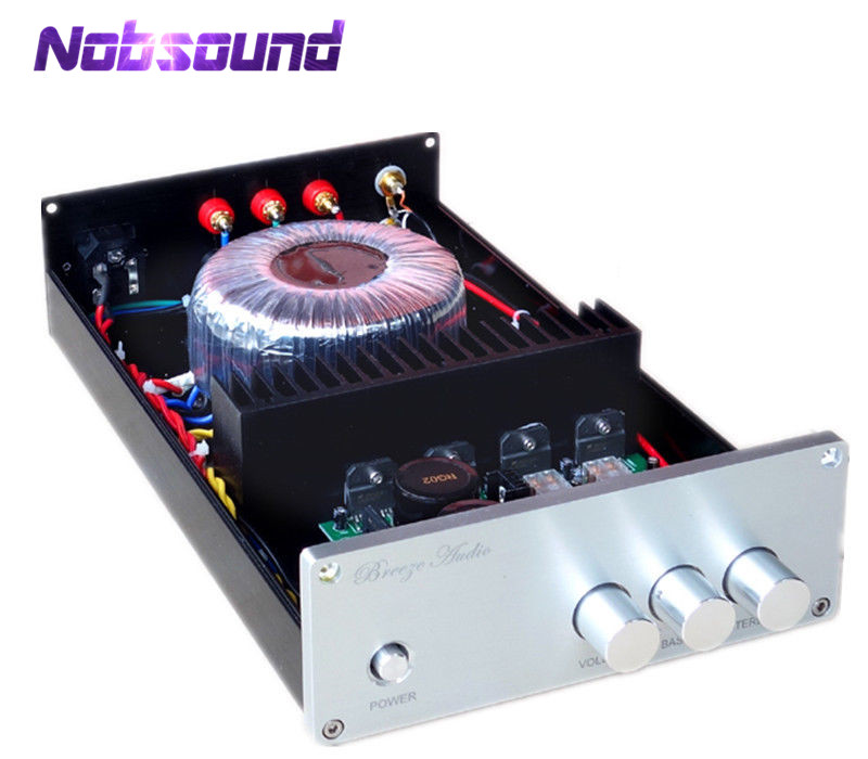 Nobsound Hi-Fi LM3886 2.1 Channel Subwoofer Digital Amplifier Stereo Power Amplifier все цены