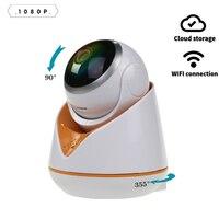 HD Cloud 1080 IP Camera Surveillance Camera Wifi Night Vision Kamera Wireless Ptz Cameras ONVIF Telecamera Sorveglianza P50113