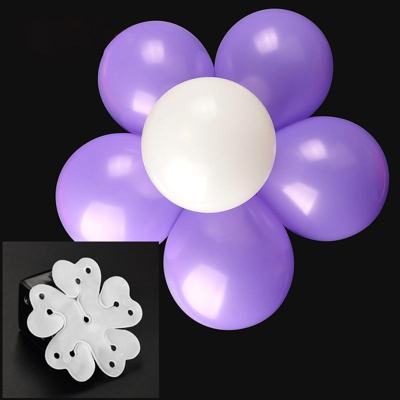 5 Pcs Kids Toys Hobbies Cartoon Hats Balloon Clip Air Balloon Fixed Decorate Super Cute Clamp Folder Birthday Outdoors