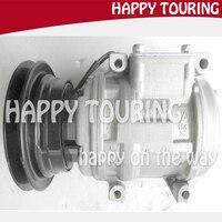 10PA15L AC Compressor for Toyota LAND CRUISER HDJ80 HDJ80 4.2 1990 1998 88310 60770 447300 1170 447100 7040 447200 0980