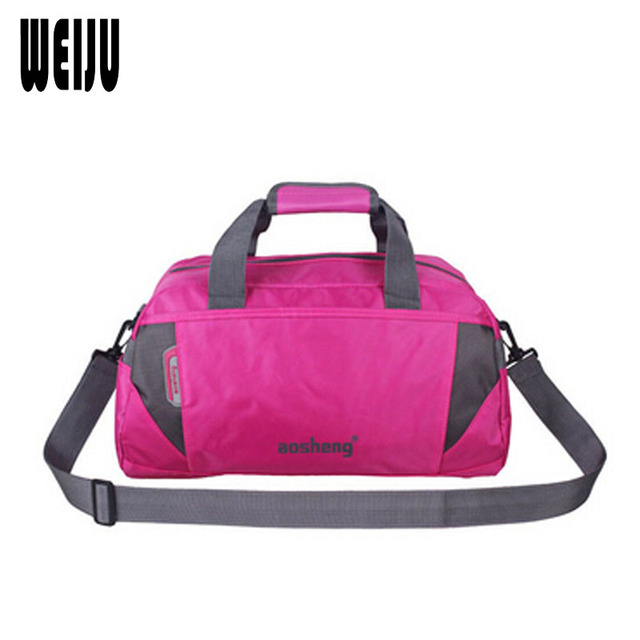 2017 New Women Travel Bag Waterproof Bag Casual Men Travel Bags Chapecoense 23*40*24cm 6 Colors YA0170
