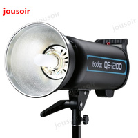 Godox QS 1200 1200W 1200Ws Photo Studio Flash Strobe Light Lamp Head 220V 230V 110V CD50