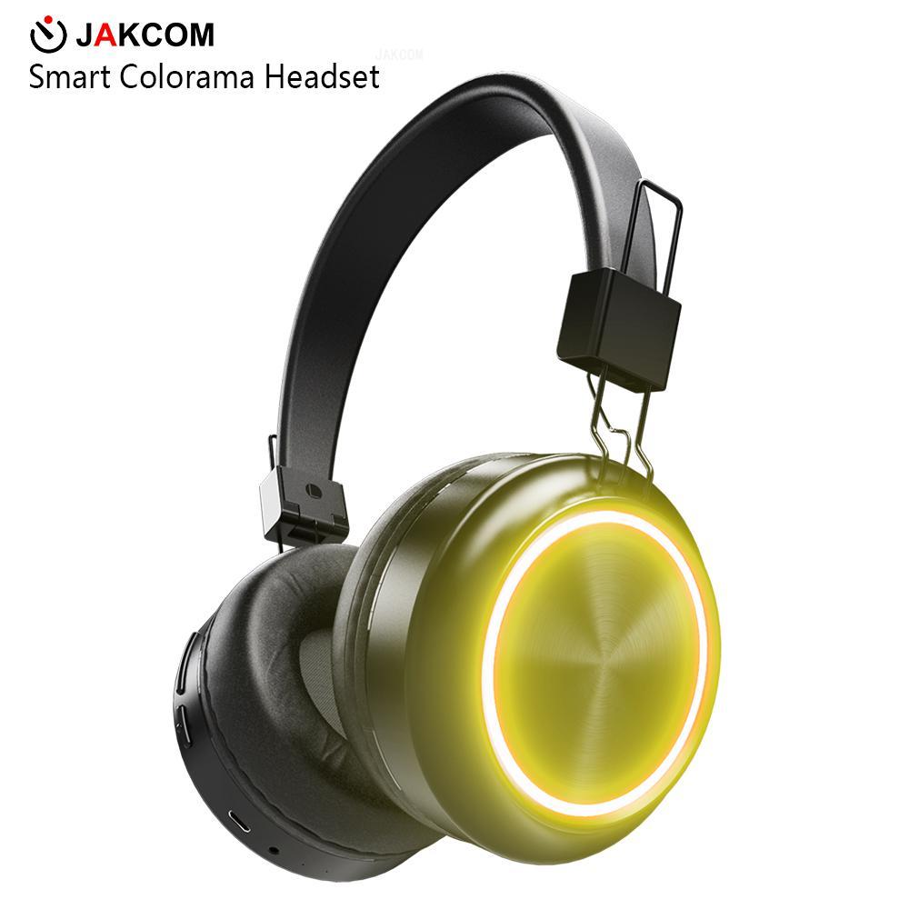 JAKCOM BH3 Smart Colorama Headset as Earphones Headphones in elari tecno phones i8x