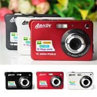 Amkov Digital Camera AMK CDC3 8 Megapixel Mini Portable HD Shooting Camera Pocket Digital Camera Fotografica Digital