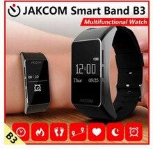 2017 nova Jakcom B3 faixa de relógio inteligente novo produto do bluetooth fone de ouvido fones de ouvido Com Plugues de Ouvido Personalizado vs mi banda 2 smartband