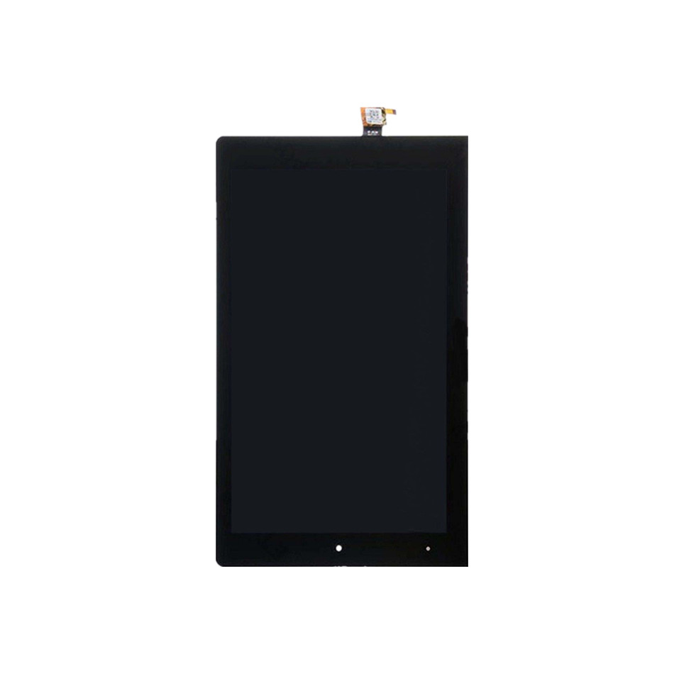 Nice quiality For Lenovo Yoga 10 Tablet B8000 touch screen LCD display assembly with free tools 10 1 for lenovo b8000 b8000h b8000 h 60046 yoga display assembly full lcd with frame digitizer touch screen 10 mcf 101 1093 v3