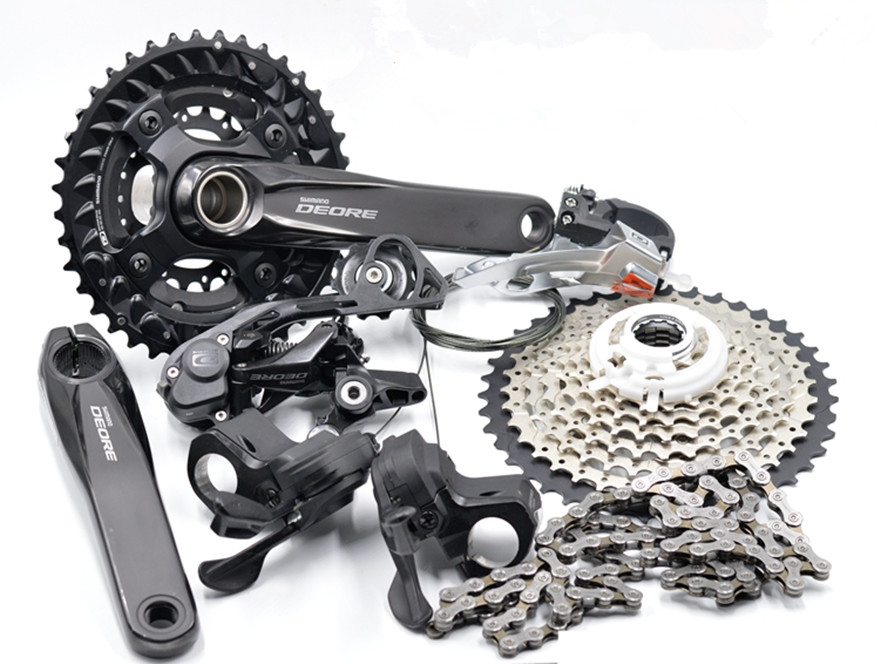 NEW SHIMANO DEORE M6000 2x10S 3x10S 20 30 Speed Groupset group set MTB Mountain Bike Derailleurs