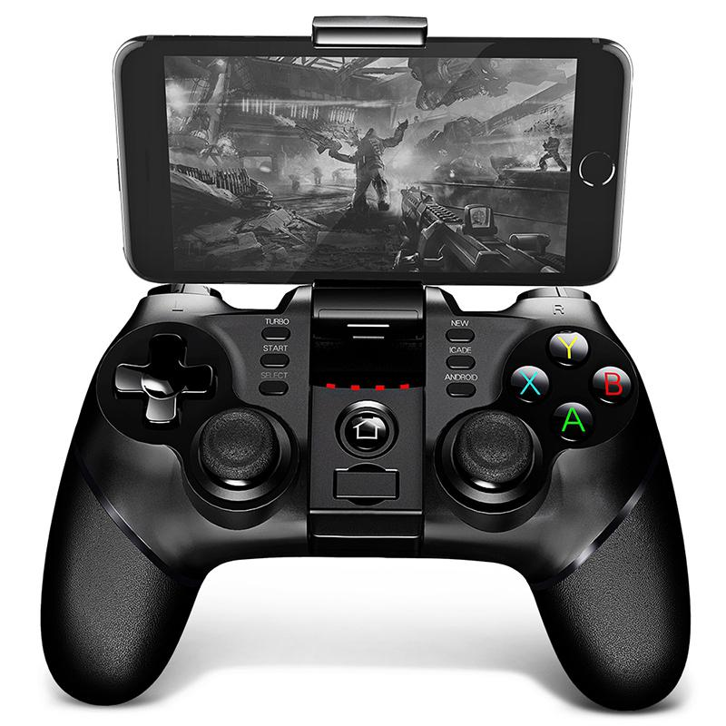 ipega 9156 Bluetooth Game Controller for Android Game Console for PUBG 9156/9157 2.4G Wireless Receiver Gaming Joystick Gamepad