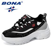 Turnschuhe BONA Lace Schuhe