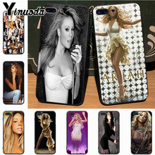 Yinuoda Mariah Carey On Sale! Luxury Cool phone Case for iPhone 7plus 6S  6plus 7. 10 Colors Available 86c0591d9122