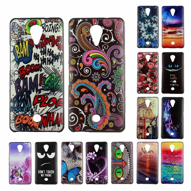 Coque for Wiko Tommy case cover original colorful painting soft TPU phone case back cover for wiko tommy capa