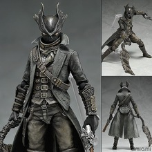 NEW hot 15m Bloodborne Hunter Ludwig action figure collectio