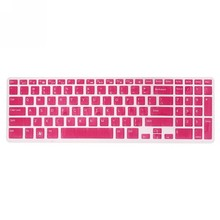 NEW US Keyboard Skin Cover Protector Film for DELL New 15C 15CR 15MD 5CD 15MR 15M 15UR 15U(China)