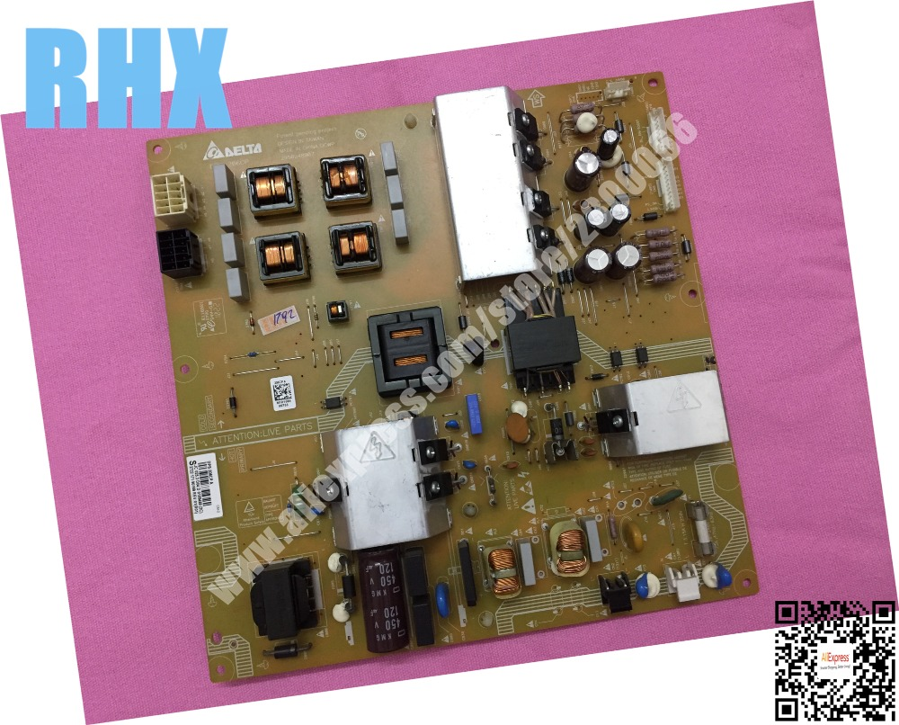 for philips LCD TV 40PFL5605 40PFL6655D93 power supply board DPS-206CP 2950248907  is used isl6251ahaz isl6251 ahaz sop