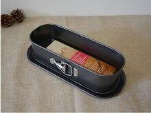 1 Stück verdicken BAKEST nicht-Stick Toast Loaf Mold Box Backenwerkzeuge Kuchenform/Metall Brot Pfannen/Pastry Bakery Form JC 0518