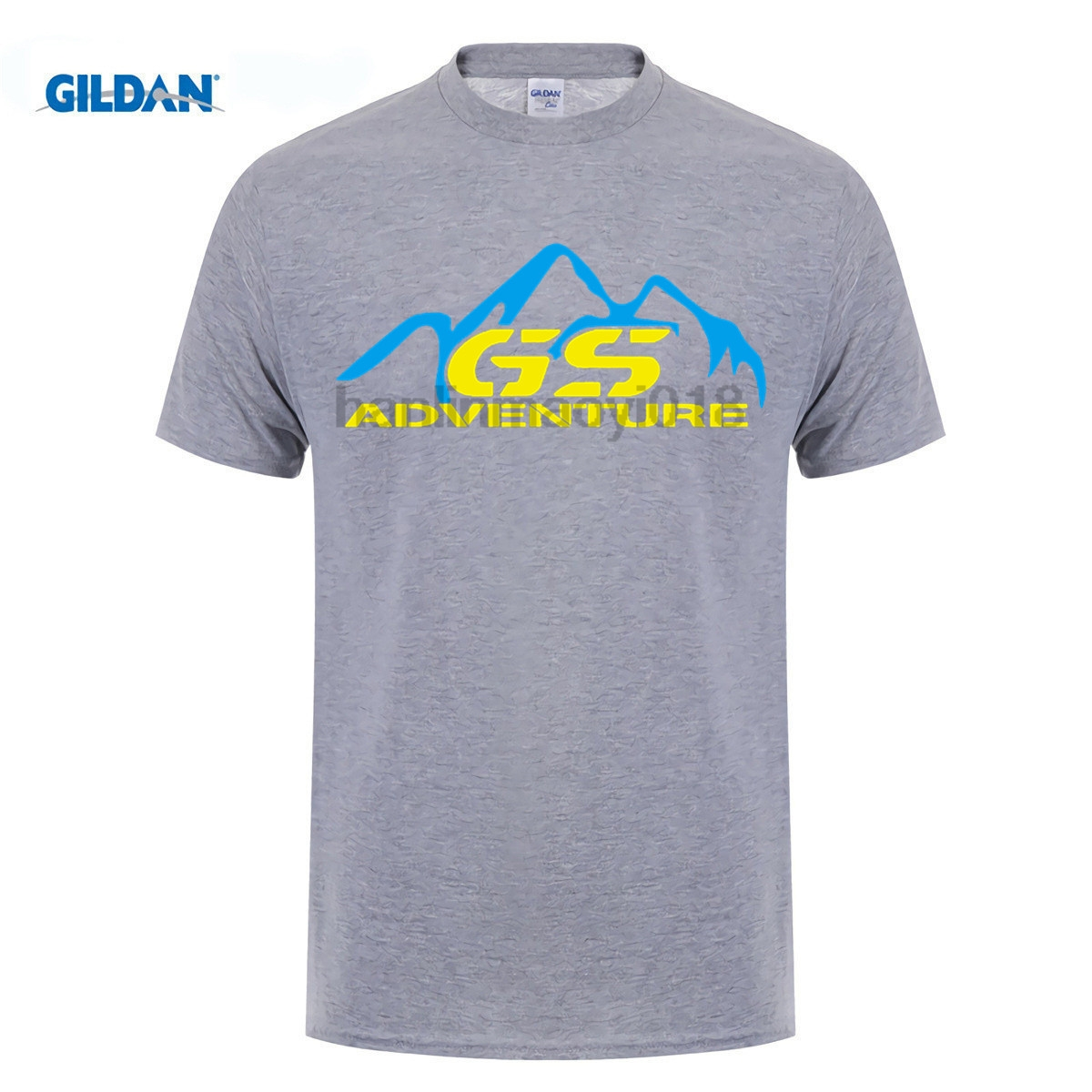 GILDAN Fashion Brand T Shirts Men Summer Casual Tee Shirts fan Adventure For R 1100 1150 1200 Gs Gsa Driver custom T Shirts