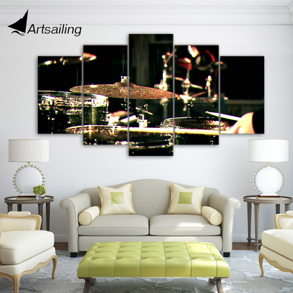 Music Living Room Online Buy Wholesale Music Art Canvas From China Music Art Canvas