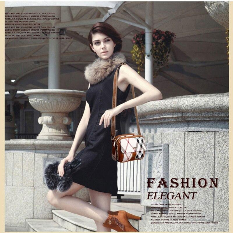 d8039964aa9f 2017 Hot Sale Fashion Women Mini Messenger Bags Clutch Female Handbags  Women Famous Brands Designer Shoulder Crossbody Bag -in Shoulder Bags from  Luggage ...